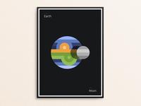 Earth – Moon