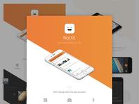 Nottit App