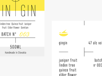 Gin labels 2 [wip]