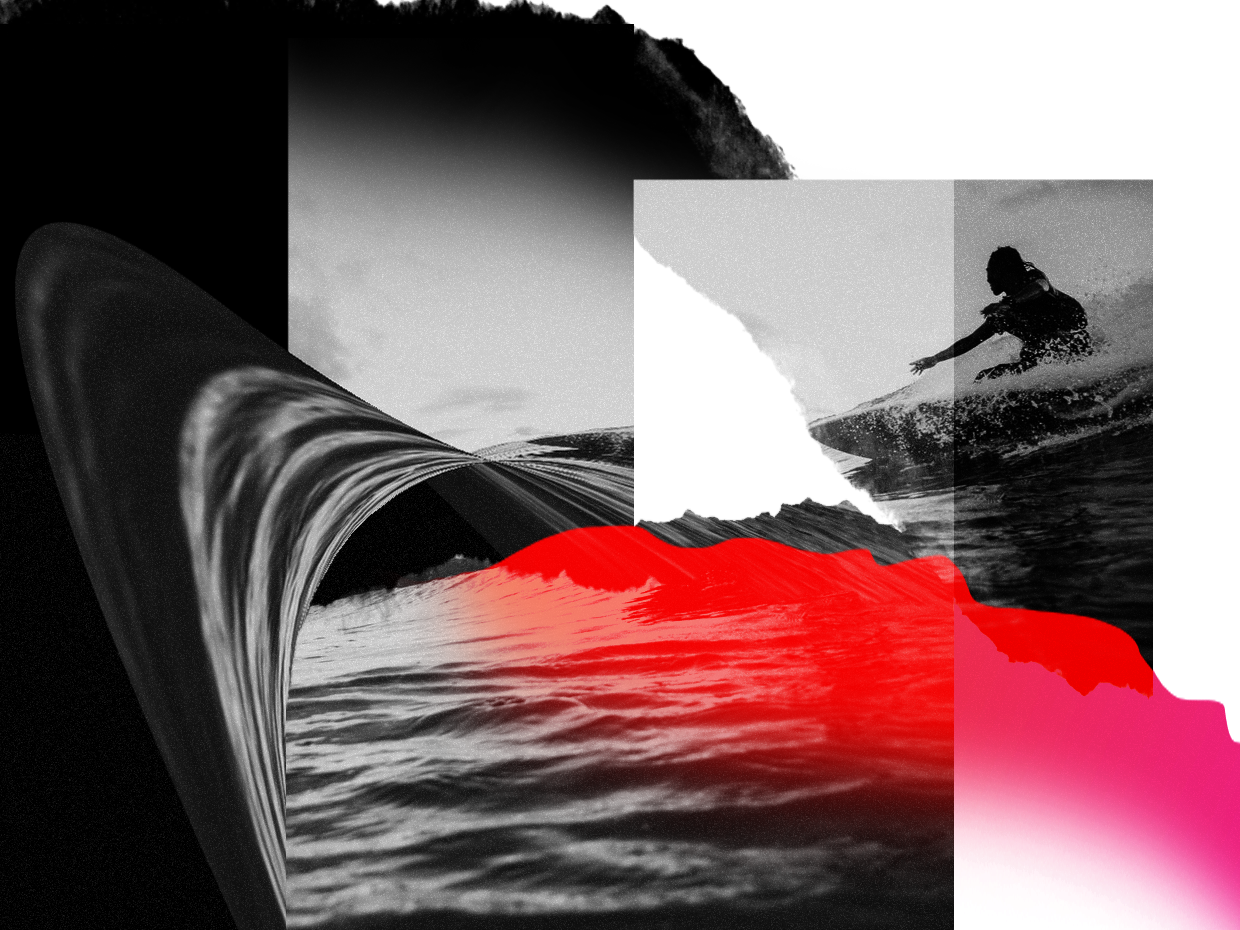 Loop design lifestyle sport photoshop photography texture surf abstract