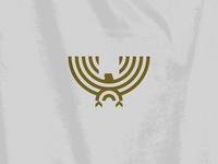 Goldie mark icon tshirt cotton illustration eagle bird