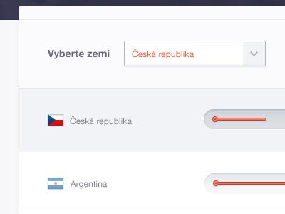 Web web website ui ux iq nations button drop down progress bar