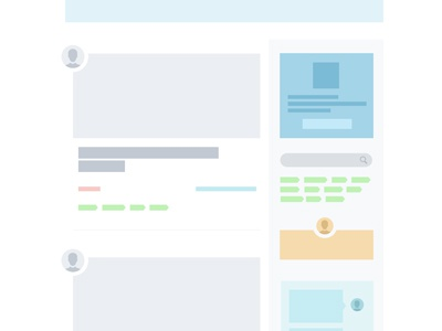 How do you wireframe? web website blog ui ux interface element wireframe draft sketch mockup