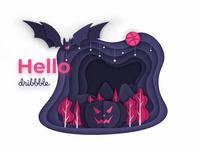 Hello Dribbble! ^_^