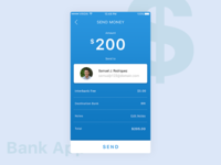Bank App Send Money