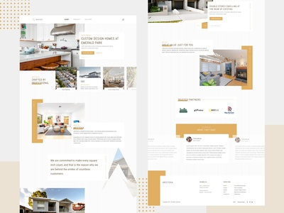 Architecture Website Exploration | Arsiteka