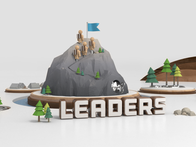 Build 2015 - Leaders Animation
