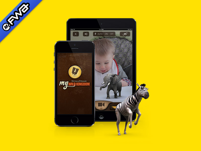 My Wild Kingdom Project Image   wild kingdom fwa. app site of the day mobile ios android