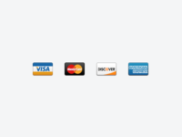 Payment Info - Card Icons