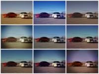 Set of Vintage Filters