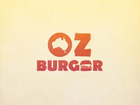 Oz Burger logo