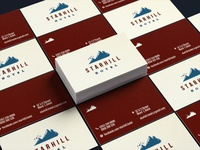 Starhill business card