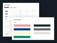 Portfolio 2020 - UI Kit