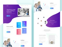 Ragust Marketing Agency Template