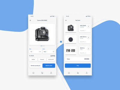 Pixel Shop App
