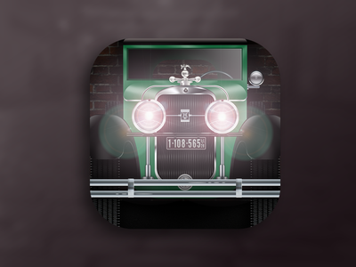 Gangster's Car App Icon
