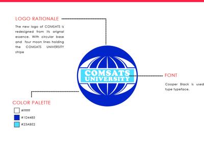 Comsat University LOGO 1
