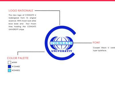 Comsat University LOGO 2