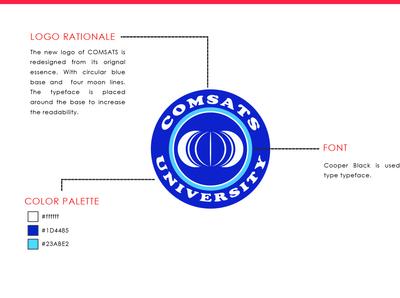Comsat University LOGO 3