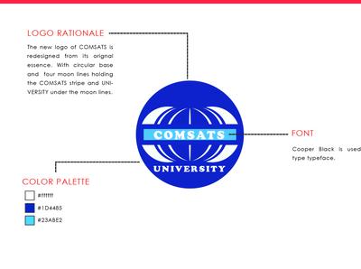 Comsat University LOGO 4