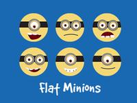 Flat Minions