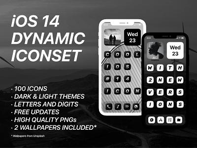 iOS14 Dynamic Icon Set apple design shortcuts apple icons iconsets iconset homescreen ios14 ioshomescreen apple