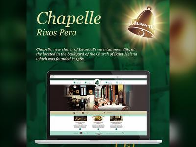 Chapelle Rixos Pera green chapelle restaurant website istanbul beyoglu taksim