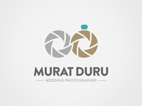 Murat Duru   Wedding Photographer Logo