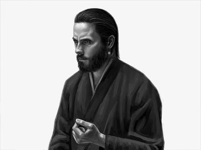 Daily Sketches 10 painting man digital arts