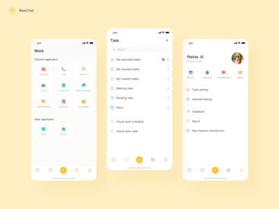 Office Collaboration App