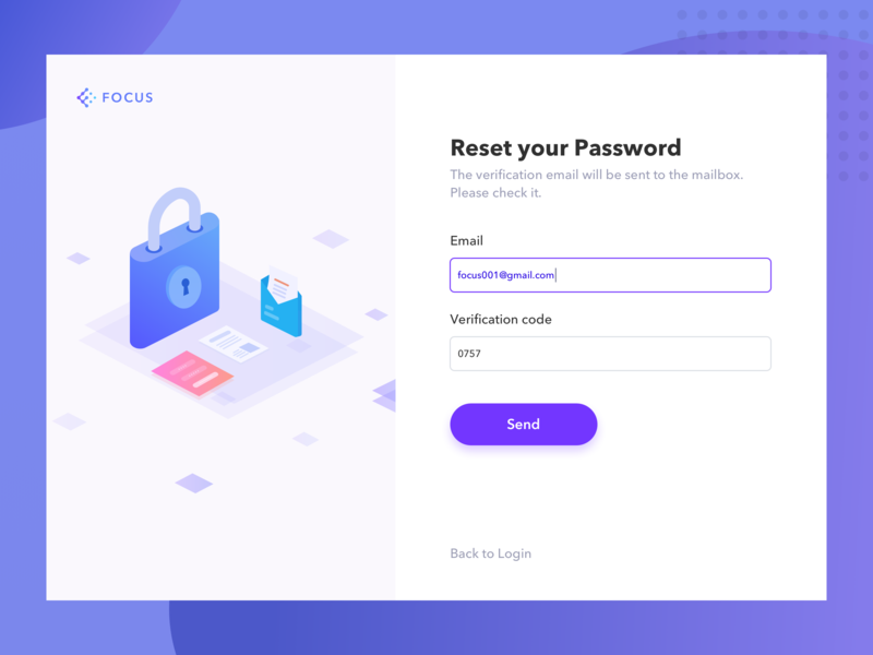 Login Process by Danny on Dribbble