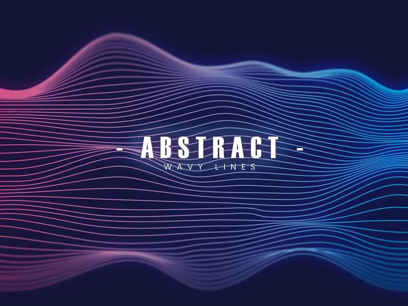Dynamic Wavy Line effect Adobe Illustrator & Photoshop Tutorial tutorials tutorial effects effect lights neon abstract lines wavy illustrator adobe illustrator vector artworks vector artwork vector art vector illustration design