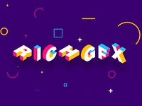 3D Isometric Text Effect In Adobe Illustrator