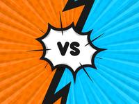 Comic Book Style Background in Adobe Illustrator