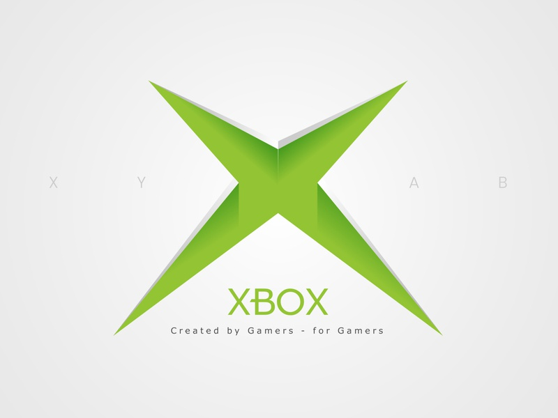 3D Xbox Logo Design in Adobe Illustrator logo adobe illustrator digital vector artworks vector artwork vector art vector illustration design xbox one xboxone xbox