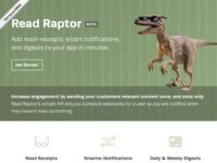 Read raptor
