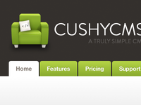 CushyCMS ... Getting there!