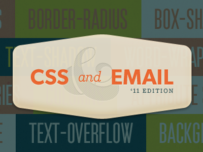 June Newsletter Header typography css email campaign monitor gibson bodoni egyptian pro monopol