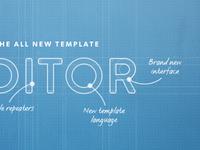 Editor Blueprint