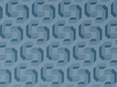 Impossibru Perspective wallpaper impossible impossibru blue geometric
