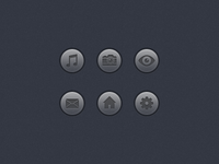 Random buttons & glyphs