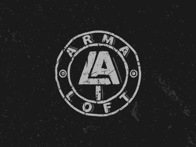 ARMA LOFT emblem lamp torchere al monogram мебель монограмма