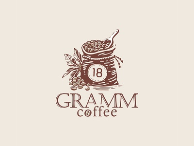 18 GRAMM coffee