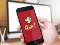 Secure Sentry App Designs