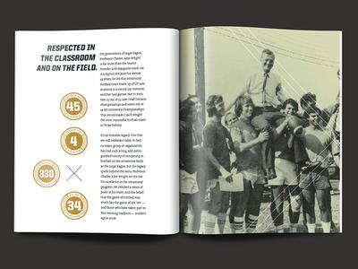 Legal Eagle Brochure printdesign publication