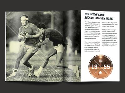 Legal Eagle 2 printdesign publication brochure