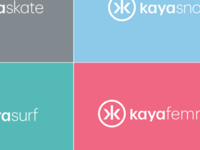 Kaya Clothing sub-brands