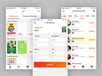 Hedef.in App