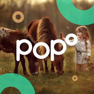 Popo brand design
