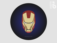 Iron Man | Flat Design